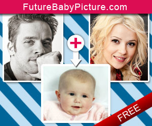 Free future baby picture generator